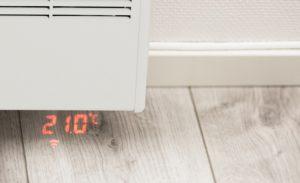 Een nauwkeurige thermostaat voor een aangenaam klimaat